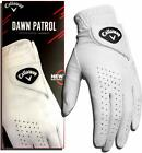 2020 CALLAWAY DAWN PATROL LEATHER GOLF GLOVE LEFT HAND - for right hand golfers