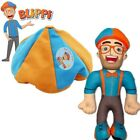 Kyпить 13 inch Blippi Plush Figure Toy Soft Stuffed Doll Kids Hat For Christmas Gift на еВаy.соm