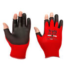 Traffiglove TG1020 3 Digit Cut Level 1 Fingerless Product Assembly Safety Gloves