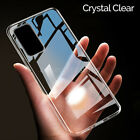 Clear Case For Samsung Galaxy S21 S20 Fe S20+ Plus Ultra 5g Silicone Phone Cover