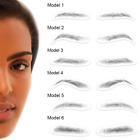 Kyпить 2pcs 30 pairs Temporary Tattoo Eyebrows for women and men convenient multiple на еВаy.соm