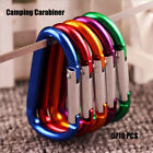 Equipment Alloy Carabiner Climbing Buckles Camping Hiking Hook Buckle Keychain for sale  Shipping to Ireland