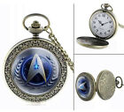 STAR TREK MENS POCKET WATCH CHAIN ANTIQUE RETRO SKELETON VINTAGE WATCHES UNISEX on eBay