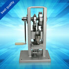Kyпить manual table stamp die press Single Punch TDP-0 with 6mm mold на еВаy.соm