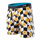 "Stance Underwear ""Sundaze"" Boxer Brief (Black) Men's Cotton Blend Boxers"