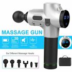 Fascia Massage Gun Percussion Massager Muscle Relaxing Sports Recovery Therapy $17.69 USD on eBay