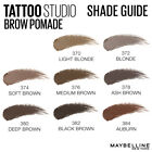 Maybelline Tattoo Studio Brow Pomade 24 HR Choose Your Shade