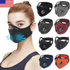 Kyпить US Breathable Black Anti Smoke Face Mouth Protection Reusable For Outdoor Sports на еВаy.соm