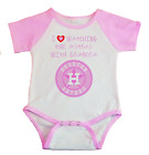 Houston Astros I Love Watching The Astros With Grandpa Baby Bodysuit Pink on Ebay