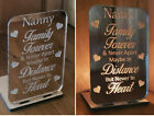 Personalised Gift for Mum Nanny Nan Granny Tea Light Candle Holder Gifts for Her