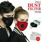 Kyпить Reusable Cotton Mouth Face  Cover Respirator cycling + Filters Lot на еВаy.соm