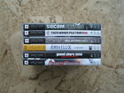PSP Games  Complete W/ Disc, Manual & Case - Pick & Choose Video Games