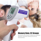 Digital Infrared Thermometer Baby/Adult Non-contact IR Forehead Ear Thermometers