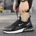 Mens Trainers Shoes Air Max 270 Breathable Outdoor Sneakers Sports Running Shoes