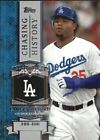 2013 Topps Chasing History Los Angeles Dodgers Baseball Card #CH98 Carl Crawford on Ebay