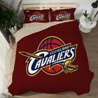 Cleveland Cavaliers Duvet Cover Twin Bedding Quilt Cover Pillow Case Flat Sheet on eBay
