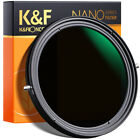 K F Concept 49/55/58/62mm Camera Lens Filter ND2-ND32 and CPL 2 in 1 No X Spot