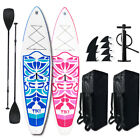 Kyпить 11'6''/10'6'' Inflatable Stand up paddle Board SUP Board ISUP with complete kit на еВаy.соm