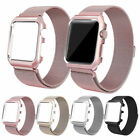 Kyпить Milanese Stainless Steel iWatch Band Strap Case For Apple Watch Series 5 4 3 2 1 на еВаy.соm