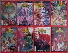 Mighty Morphin Power Rangers 22 26 28 32 33 34 37 38 Choice Main Issues Boom image