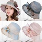 Summer+Hat+Women+Wide+Brim+Sun+Hat+Sea+Beach+Hats+for+Women+Ladies+Hat+with+Bow