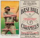 """TY COBB 1909-11 Detroit Tigers DOUBLE SIDED =POSTER Baseball Card 3 SIZES 17-19"""" on Ebay"""