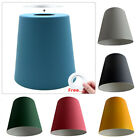 Vintage industrial Retro Style CEILING PENDENT LAMP SHADE PLAIN COLOUR LAMPSHADE for sale  Shipping to Ireland