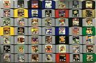 Kyпить Nintendo 64 N64 games TESTED - CLEANED - Pins POLISHED - AUTHENTIC на еВаy.соm