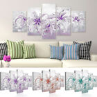 5 Pcs Modern Home Canvas Oil Painting Wall Art Home Decor Picture Decor