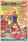 """VICTORY GAMES 1983 JAMES BOND 007 Video Game =POSTER Comic Book 8 SIZES 17""""-3 FT $78.88 CAD on eBay"""
