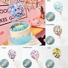 1 Pc Baby Shower Cake Insert Konfetti Ballon Latex Cake Topper Mode