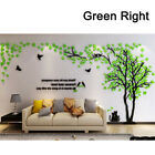 3D Large Tree Arcylic Wall Sticker Room Decal Mural Art DIY Home Wall Decor UK