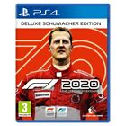 PRE-ORDER 7 JULY! F1 2020 Deluxe Schumacher Edition PS4 XBOX GAME KIDS