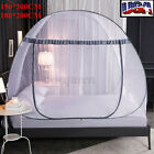 Large Folding Mosquito Net Netting Up Tent Mongolian Home Indoor Outdoor Insect image