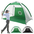 Golf Training Target Practice Net Tent Hitting Cage Outdoor Waterproof Driving
