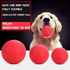 Training Pet Supplies Solid Dog Rubber Ball Pet Molar Bouncing Balls Chew Toy