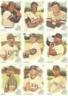 2019 TOPPS ALLEN & GINTER SINGLES W/RC'S ***YOU PICK*** #'S 1 - 150Baseball Cards - 213