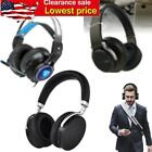 Headphones Stereo Gaming Headset Auto Noise Reduction Wireless Bluetooth Headset