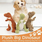 Grinding Tooth Pet Supplies Molars Toothbrush Dinosaur Dog Chew Toys Bite Toy