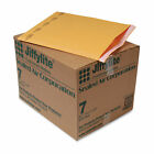 Jiffylite Self-Seal Bubble Mailer, 7, Barrier Bubble Lining, Self-Adhesive Clos
