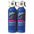Endust Non-Flammable Duster With Bitterant, 3.5 Oz, 2 Cans/Pack 246050
