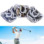 Golf Mallet Putter Cover Headcover Camouflage Pattern Head Protective -` CRAU