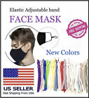 Diy Mask Sewing Elastic Band Whit Adjustable Buckle.