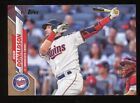 2020 Topps Series 2 Gold Parallels /2020 Pick Your Card Free ShippingBaseball Cards - 213