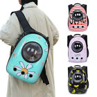 Portable Dogs Cat Carrier Backpack Astronaut Space Capsule Pet Puppy Travel Bag
