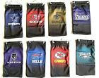 NFL Football Team Logo Microfiber Sunglasses Bag Pouch - Pick Your Team! $6.50 USD on eBay