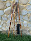 Heartfelt History Classic Wooden Walking Sticks