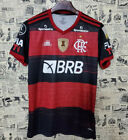 2020 New Full sponsor Flamengo Home Jersey and Copa Libertadores champion patch