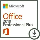 Microsoft Office MS Office 2019 Professional Plus 1PC - DVD NEW