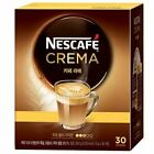 Nescafe Crema Cafe Latte Mix